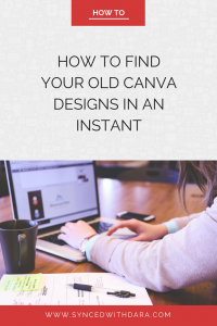 Canva, Designs, How-To, tips, files